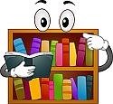 BooksGoSocial Mascot