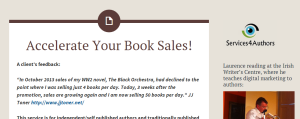 Accelerate your book sales